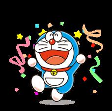 Doraemon Stickers 3 6