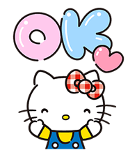 Hello Kitty Lovely Stickers 16
