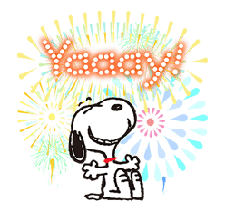 SNOOPY Stickers 7