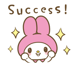 My Melody: Sweet as Can Be! Stickers 11