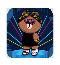 CHOCO's Fashion Fantasy! Stickers 7