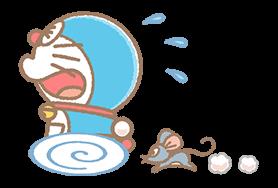Doraemon 2 stickers 7