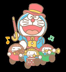 Doraemon 2 stickers 16