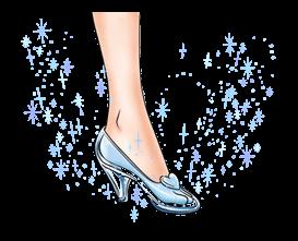 Cinderella Stickers 8