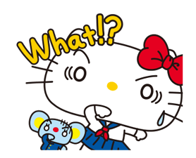 Hello Kitty: Simple and Sweet Stickres 8