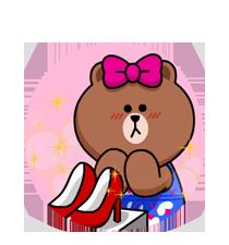 CHOCO's Fashion Fantasy! Stickers 8