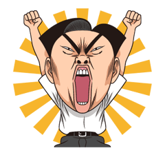 Inachu Takkyu-bu Stickers 9