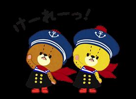 TINY☆TWIN☆BEARS Stickers 9