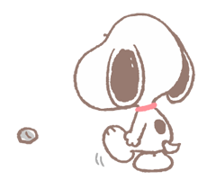 Lovely Snoopy Stickers 2 9