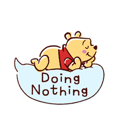 Winnie the Pooh Μπαλόνια Αυτοκόλλητα Ομιλία 9