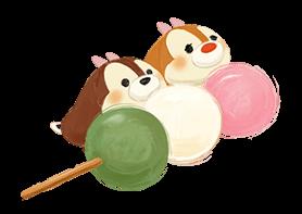 Disney Tsum Tsum Moves (Sakura Style) Stickers 9