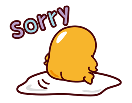 gudetama: Nice and Over Easy Stickers 9