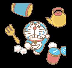 Doraemon 2 stickers 9