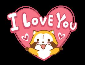 Happy☆RASCAL Stickers 9