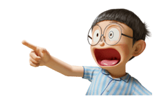 Stand by Me Doraemon Stickers 9