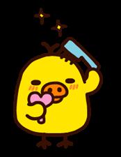 Rilakkuma & Kiiroitori Stickers