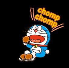 Doraemon Stickers 3 9